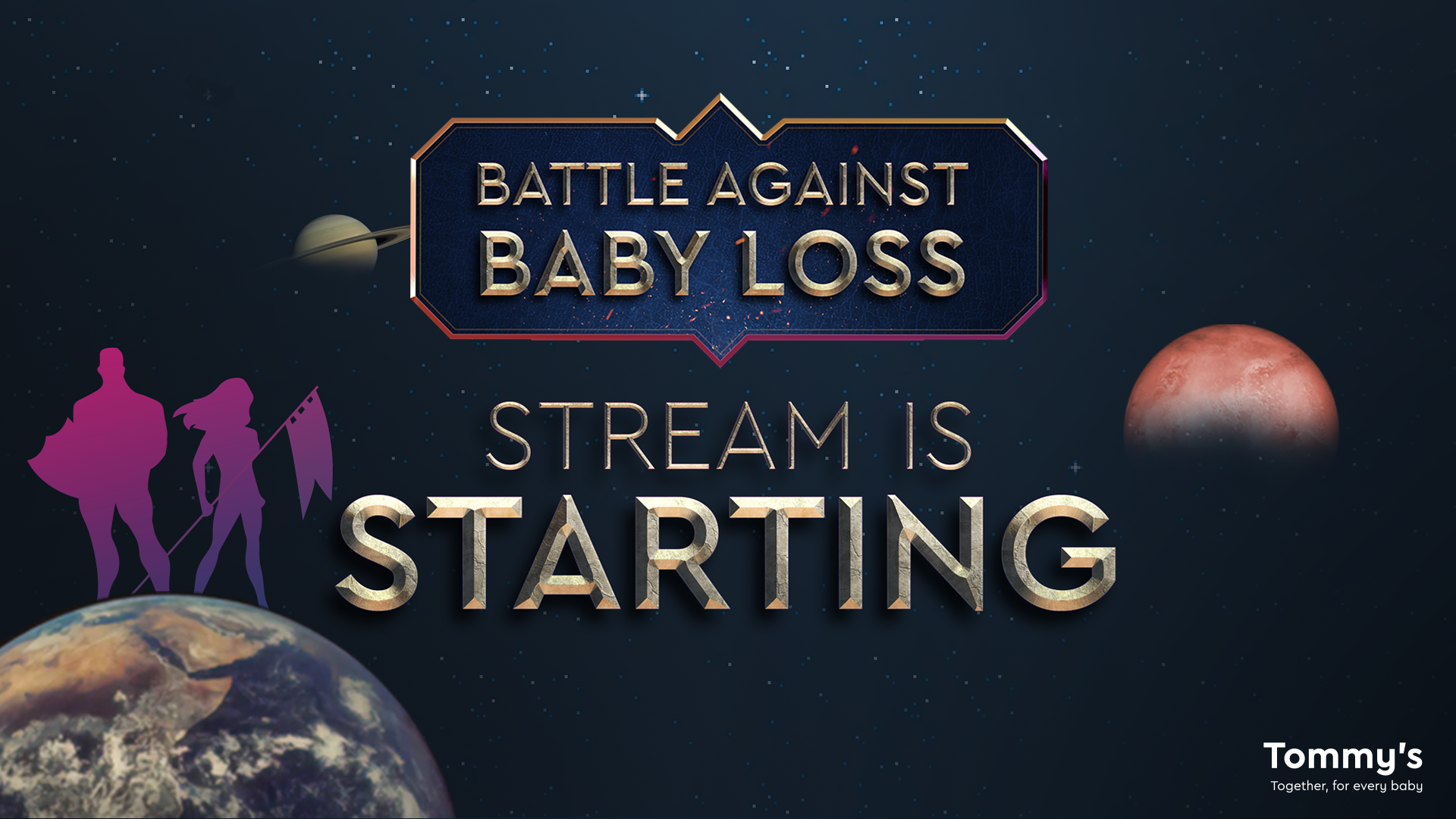 Stream is Starting